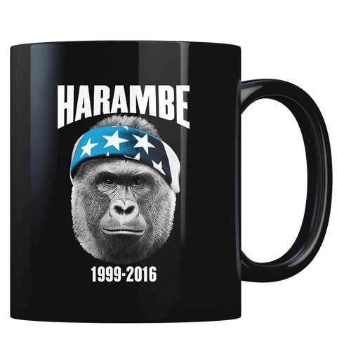 Harambe 1999-2016 - Coffee Mug