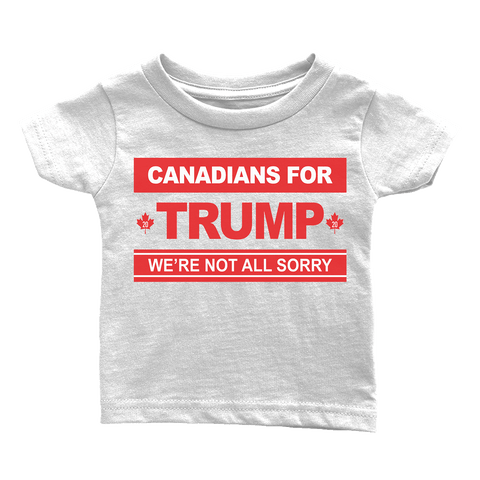 Canadians For Trump - Rugrats