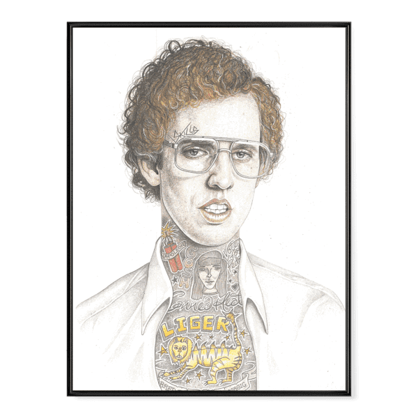 INKED - Napoleon Dynamite Poster