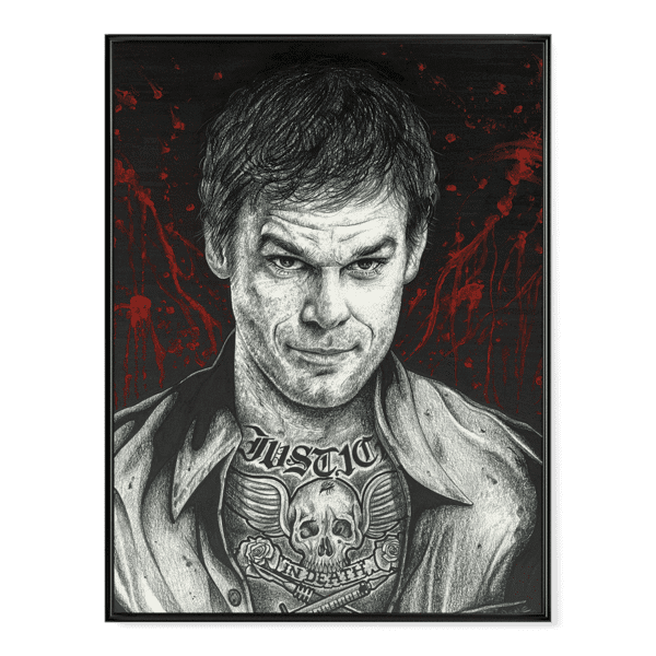 INKED Dexter - Poster