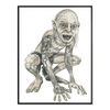 INKED Gollum - Poster