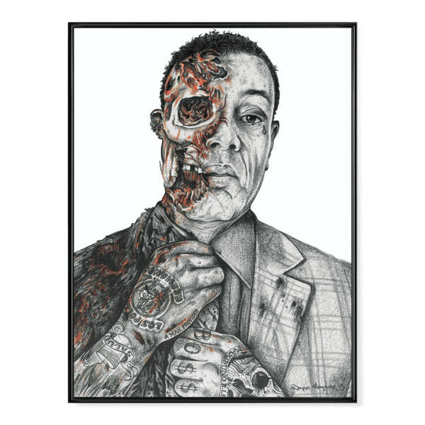 INKED Gus - Poster