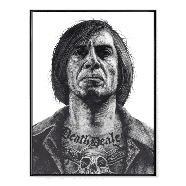 INKED No Country - Poster