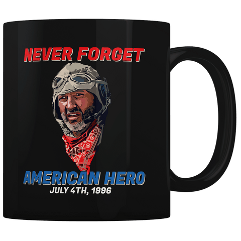 Independence Day - American Hero - Coffee Mug