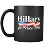 Drinkware Hillary For Prison Hillary For Prison - Coffee Mug