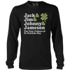 SPD: Jack & Jim & Johnny