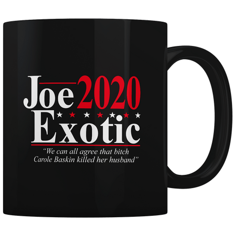 Joe Exotic 2020 V1 - Coffee Mug
