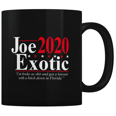 Joe Exotic 2020 V2 - Coffee Mug