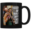 Joe Sniffs Jimi - Coffee Mug