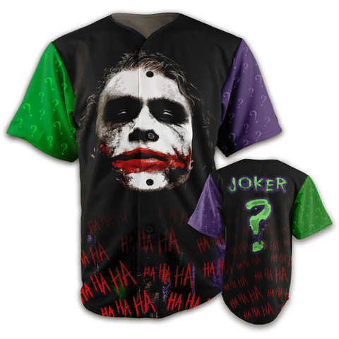 AK: Joker Halloween Edition Jersey