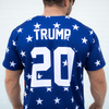 Jersey KEEP AMERICA GREAT BASEBALL JERSEY