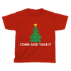 Come and Take It Christmas Tree - Kids