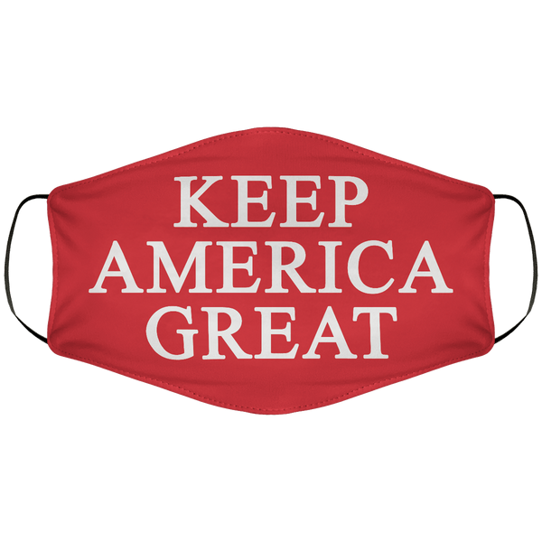 Keep America Great Face Cover