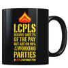 LCPL Lives Matter! - Coffee Mug