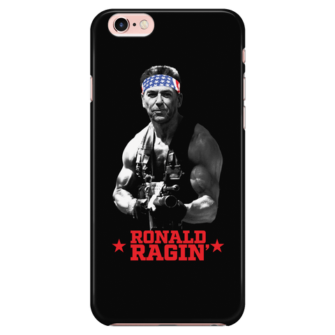 Ronald Ragin' - Phone Case