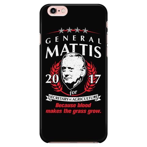 Mattis - Secretary of Agriculture - Phone Case