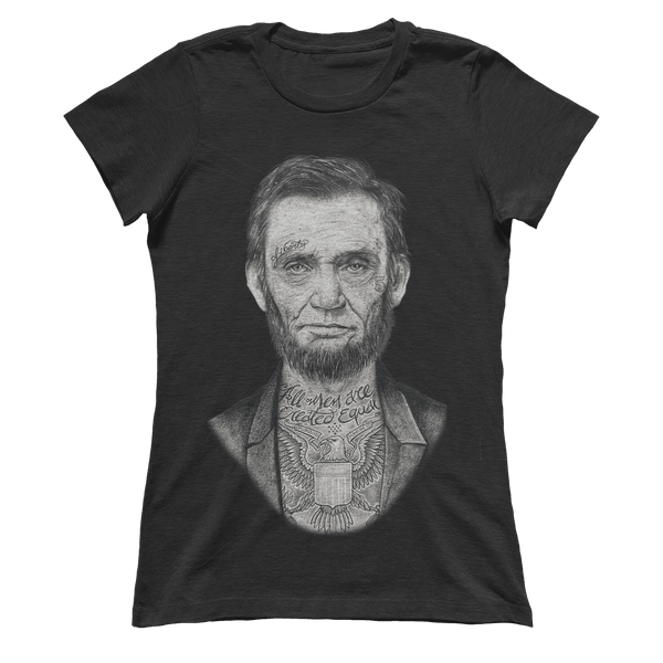 INKED Lincoln (Ladies)