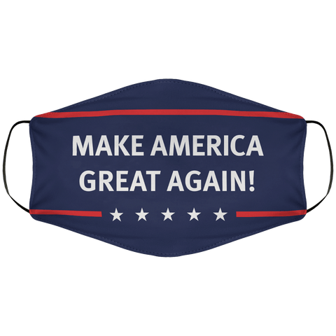Make America Great Again Face Cover