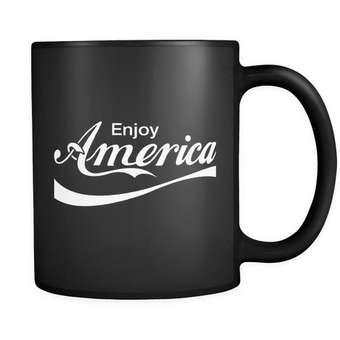 Enjoy America - Coffee Mug