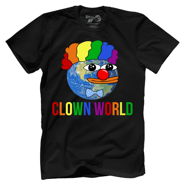 Clown World American Af Aaf Nation Clown world as well as clown pepe, also known as honk honk are memes regarding general discontent with the meaninglessness and chaotic nature of contemporary western culture. clown world