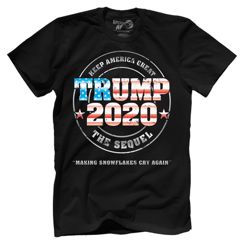 Trump 2020 Sequel