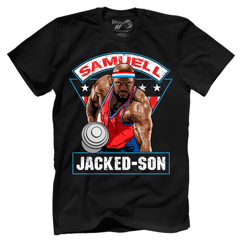Samuel L Jacked-Son