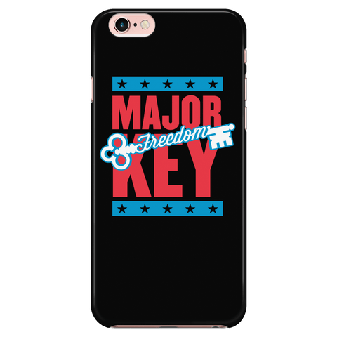 Major Key - Phone Case