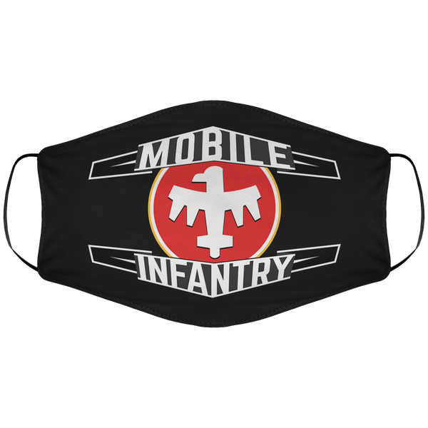 Mobile Infantry Face Cover