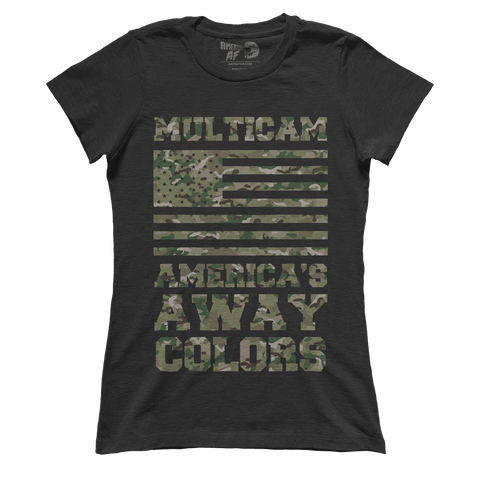 MULTICAM- America's Away Colors! v1 (Ladies)