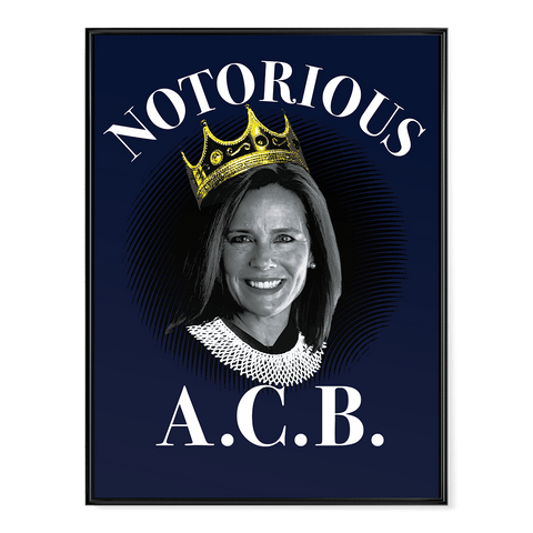 Notorious ACB - Poster