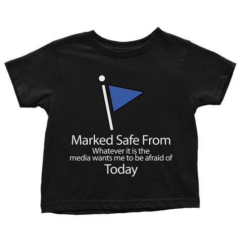 Marked Safe - Toddlers