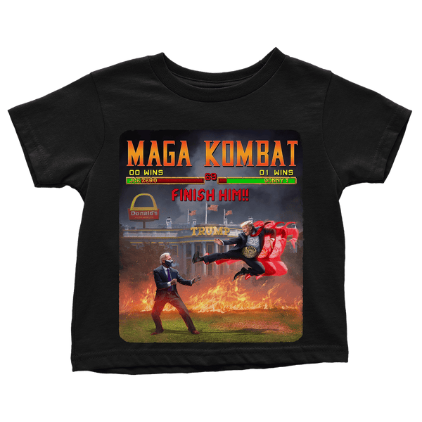 MAGA Kombat - Toddlers