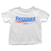 Recount 2020 - Toddlers