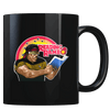 Reading Rambo - Stallone (parody) - Coffee Mug
