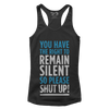 Remain Silent (Ladies)