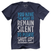 OD: Remain Silent