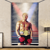Rocky Trump (parody) - Wall Flag