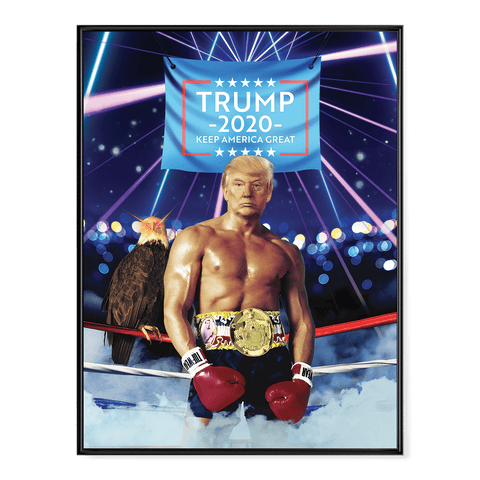 Rocky Trump 2020 - Poster