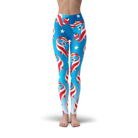 My Little Americorn Leggings