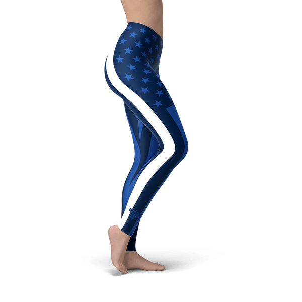 OD: Thin White Line Leggings v2