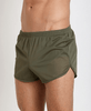 Green Marine Shorts