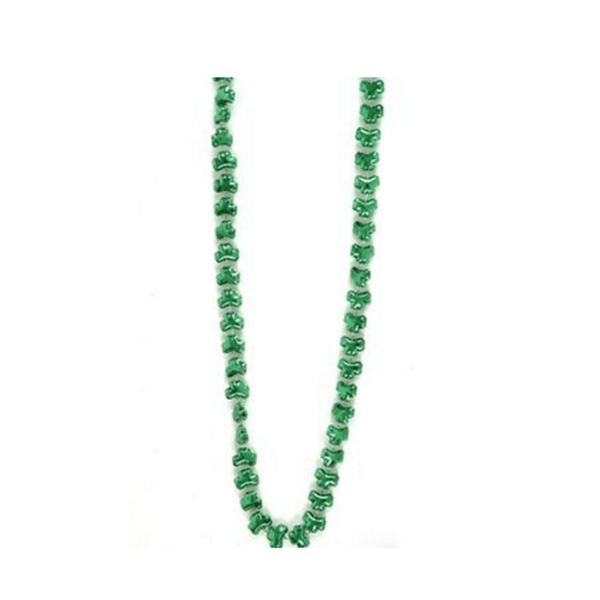 SPD - Shamrock Beads: package of 12