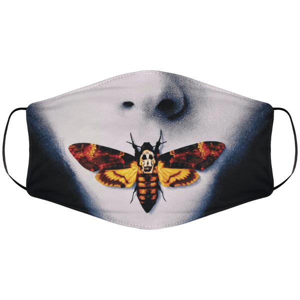 Silence of the Lambs Face Cover