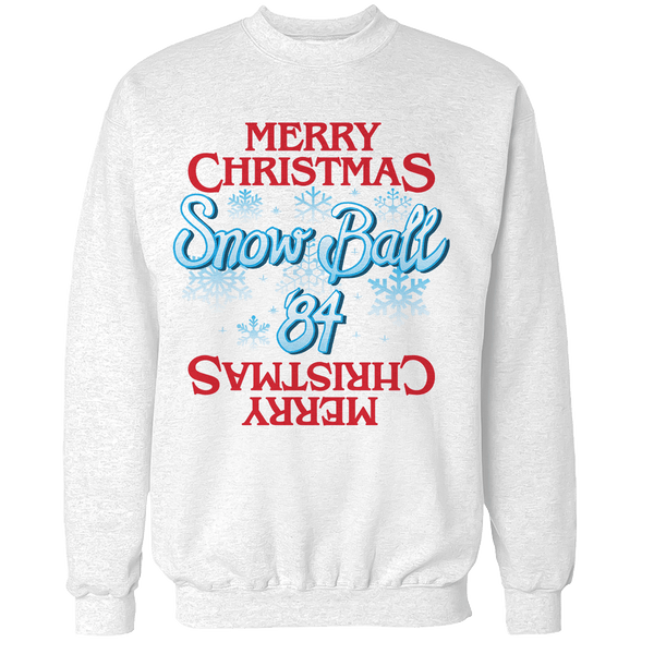 Snow Ball '84 V2 Unisex Sweatshirt