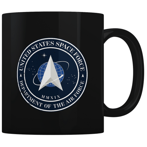 Space Force Official V1 - Coffee Mug
