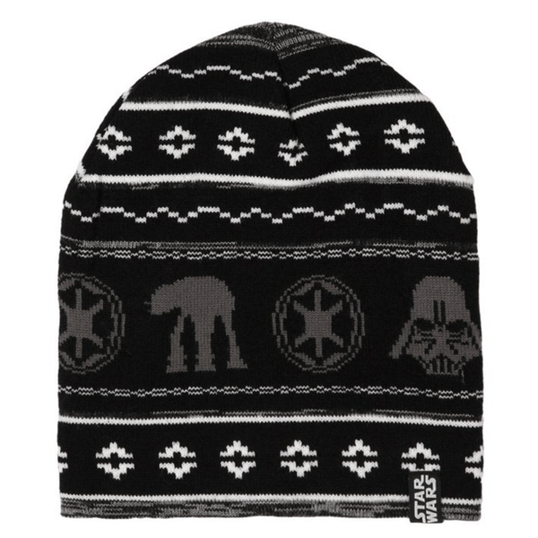 Star Wars Knitted Christmas Beanie Hat  4ef77cb989e