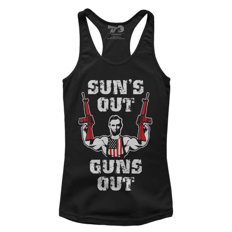 Sun's Out Guns Out (Ladies)