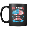 Drinkware Red, White, and Boom Red, White, and Boom - Coffee Mug