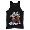 Syrup Chugging Champion
