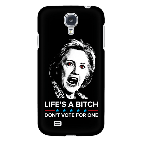 Don't Vote Bitch - Phone Case